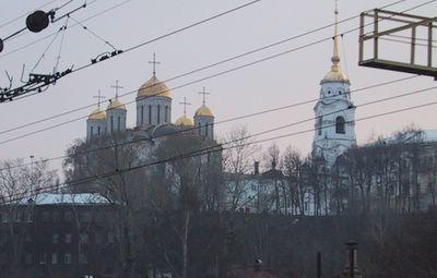Wladimir - Mariä-Himmelfahrts Kathedrale