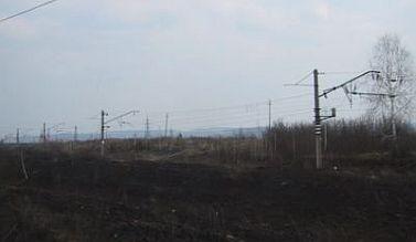 Abzweigung nach Kransnojarsk-45